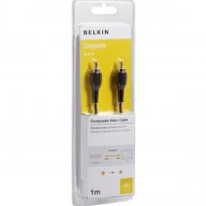 Кабель Belkin Composite Video Cable, 1 метр, чёрный, фото 2
