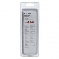 Кабель Belkin Digital Coax Audio Cable, 2 метра, чёрный, фото 3