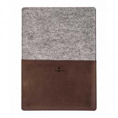 Чехол Stoneguard 541 для MacBook Pro 13 Retina, коричневый/серый-фото