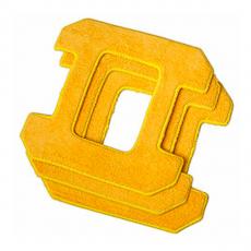 Набор салфеток Мастеркит для Hobot 268, желтые-фото