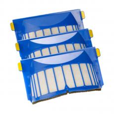 Набор фильтров для iRobot Roomba 564 и 600 серий, синие-фото