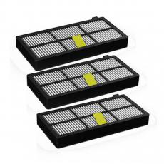 Набор фильтров iRobot Filter Kit 3, белый-фото
