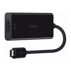 Переходник Belkin USB-C to HDMI, черный-фото