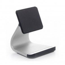 Подставка Bluelounge Milo для iPhone, черная-фото