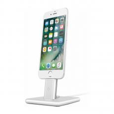 Подставка Twelve South HiRise V2 для iPhone и iPad, серебро-фото
