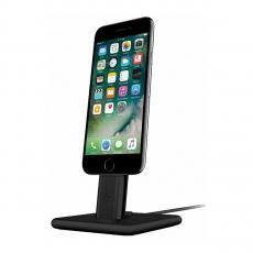 Подставка Twelve South HiRise V2 для iPhone и iPad, черная-фото