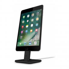 Подставка Twelve South HiRise V2 для iPhone и iPad, черная, фото 1