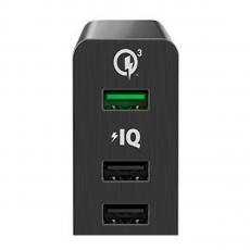 Сетевое зарядное устройство Anker PowerPort+ 6, черное, фото 1