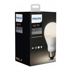 Управляемая лампа Philips Hue Single LED Bulb, белая, фото 1