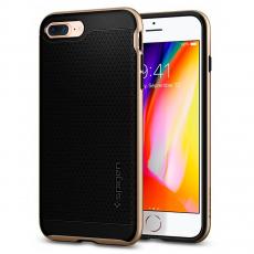 Чехол Spigen Neo Hybrid для iPhone 8 и 7 Plus, золотой, фото 1