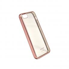 Чехол Uniq Glacier Frost для iPhone 5S/SE, розовое золото, фото 1