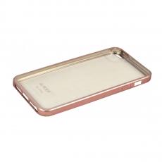 Чехол Uniq Glacier Frost для iPhone 5S/SE, розовое золото, фото 2