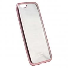 Чехол Uniq Glacier Frost для iPhone 6/6S, розовое золото-фото