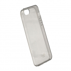 Чехол Uniq Glase для iPhone 5S/SE, серый-фото