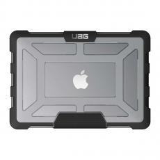 Чехол Urban Armor Gear Rugged для MacBook Pro 15, прозрачный-фото