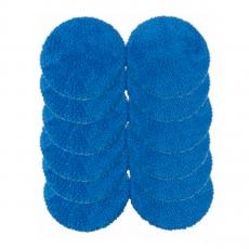 Чистящие салфетки Мастеркит для Hobot 198, синие-фото