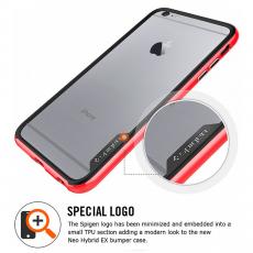 Чехол SGP Neo Hybrid EX Series для iPhone 6 и 6S Plus, красный, фото 1