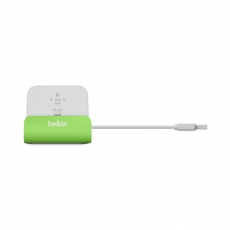 Док-станция Belkin Charge Sync Dock, для iPhone, зелёный, фото 2