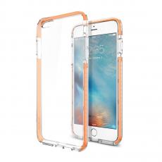 Фото Чехла SGP Spigen Ultra Hybrid TECH Crystal для iPhone 6/6S Plus, оранжевый