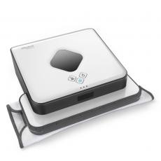 iRobot Braava 390T - робот-пылесос с турбозарядной базой (White)