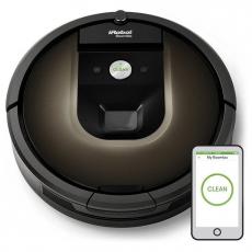 iRobot Roomba 980 (R980020) - робот-пылесос (Grey)