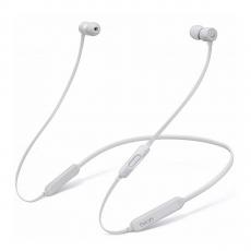 Беспроводные наушники Beats X, серебро-фото