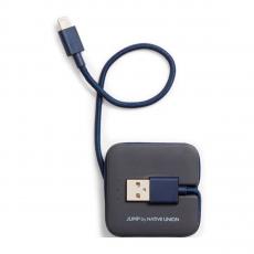 Внешний аккумулятор с кабелем Native Union Jump Cable, синий, фото 2