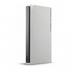 Внешний диск LaCie Porsche Design 2 Тб, USB 3.0, серебро, фото 2