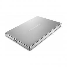 Внешний диск LaCie Porsche Design 2 Тб, серебро, фото 2