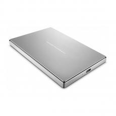 Внешний диск LaCie Porsche Design 2 Тб, серебро, фото 3