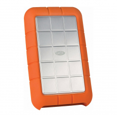 Внешний диск Внешний диск Lacie Rugged Triple 1TB FireWire 800/USB 3.0, оранжевый-фото