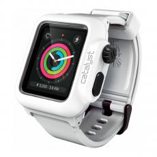 Водонепроницаемый чехол Catalyst Waterproof для Apple Watch 2, белый-фото
