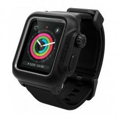 Водонепроницаемый чехол Catalyst Waterproof для Apple Watch 2, черный-фото