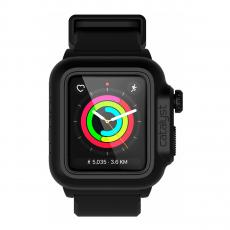 Водонепроницаемый чехол Catalyst Waterproof для Apple Watch 2 42mm, черный, фото 1