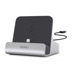 Док-станция Belkin Express Dock для iPhone/iPod и iPad, серебристый, фото 1