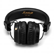 Наушники MARSHALL Major II Bluetooth, чёрные, фото 2