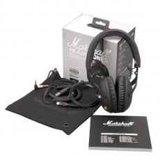 Наушники MARSHALL Monitor Bluetooth, черные, фото 4