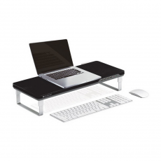 Подставка Satechi F3 Smart Monitor Stand c USB портами, черная, фото 2