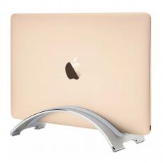 Подставка Twelve South BookArc для MacBook, серебро-фото