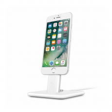 Подставка Twelve South HiRise V2 для iPhone и iPad, белая-фото