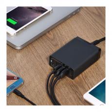 Сетевое зарядное устройство Anker PowerPort 6 Lite, 30 Вт, черное, фото 2