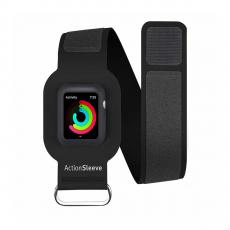 Спортивный чехол Twelve South Action Sleeve S для Apple Watch 42mm, черный-фото