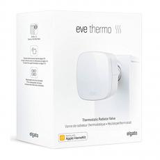 Термостат Elgato Eve Thermo для комнатных радиаторов, белый, фото 1