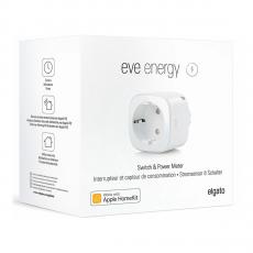 Умная розетка Elgato Eve Energy, белая, фото 1