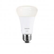 Управляемая лампа Philips Hue Lux Connected Bulb, белая-фото
