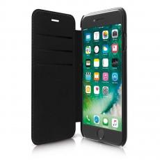 Чехол-книжка Mercedes Pattern lll для iPhone 7 Plus/8 Plus, чёрный, фото 2
