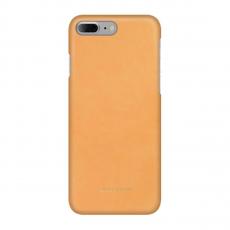 Чехол Moodz Soft Leather Hard для iPhone 7 Plus/8 Plus, бежевый, фото 1
