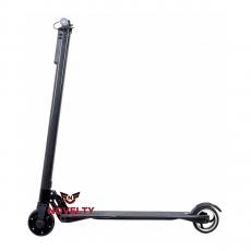 """Электрический самокат Novelty Electronics Skate Scooter 5.5"""", черный-фото"""
