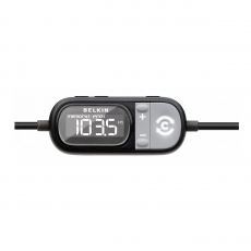 FM-трансмиттер Belkin TuneCast Auto Live, черный, фото 1