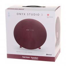 Акустическая система Harman/Kardon Onyx Studio 3, бордовая, фото 3